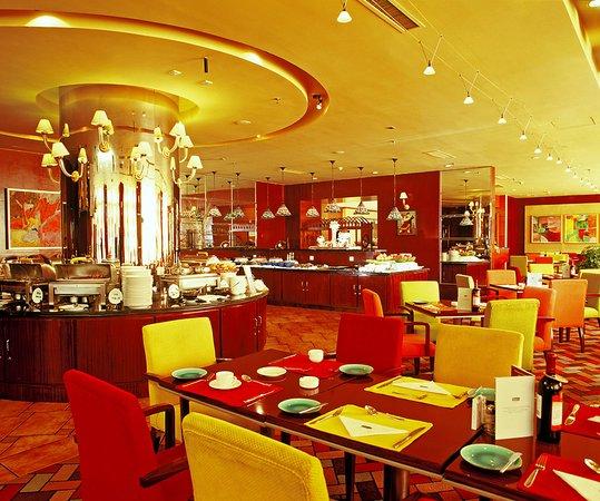 Hohhot, Cina: Café