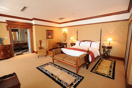 Hohhot, China: Presidential Suite