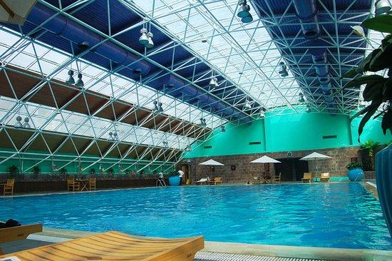 Zhengzhou, China: Swimming Pool