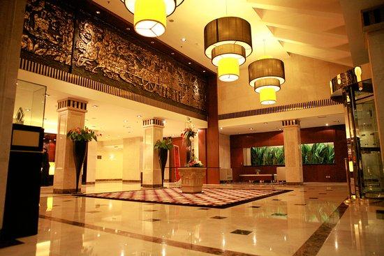 Zhengzhou, China: Lobby Lounge