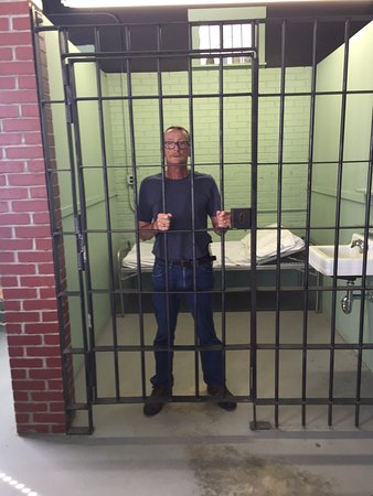 Mount Airy, NC: Locked away for life