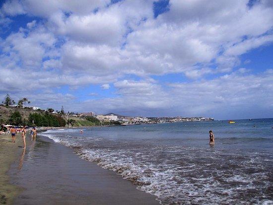 playa de maspalomas spain