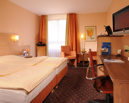 Hilden, Germany: Business Double Room