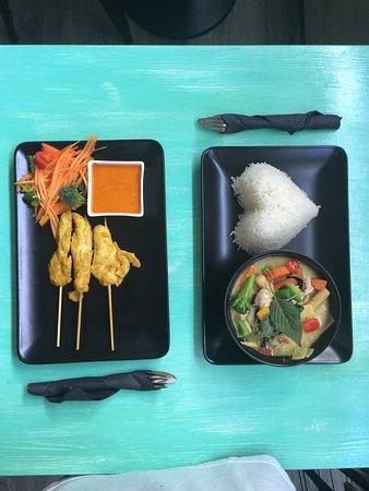 Moss, Norvège : PaDu Thai Street Food