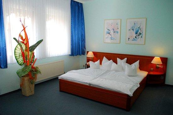 Bernburg, เยอรมนี: Comfort Double Room