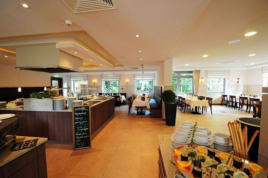 Lehrte, Deutschland: Restaurant Maximilian´s