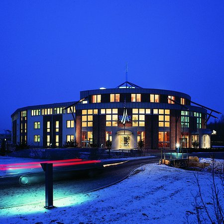 Lehrte, Deutschland: Median in wintertime
