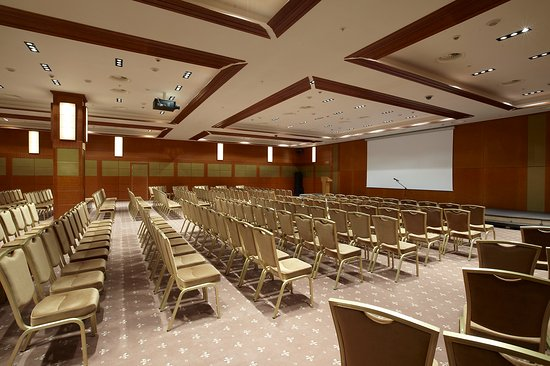 Radisson Royal Hotel Moscow: Conference Hall