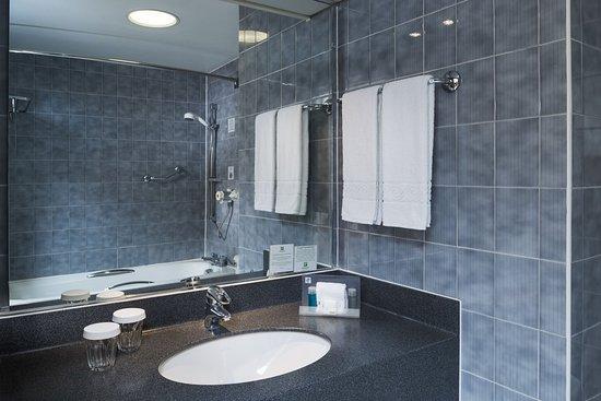 West Drayton, UK: Starndard Bathroom Amenities
