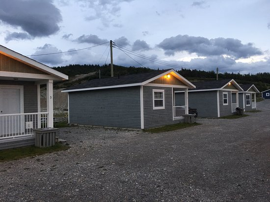 Norris Point, Canada: Ocean Atlantic Cottages