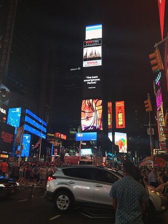 Times Square Visitors Center : photo3.jpg