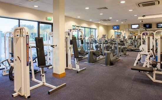 Holiday Inn Taunton M5, Jct. 25: Newly equipped gym - complimentary use for residents