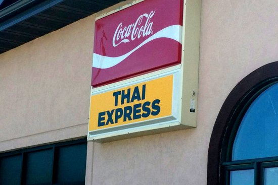 ‪‪Escanaba‬, ميتشجان: Thai Express in Escanaba, MI Stop and get your Thai On!!!!‬