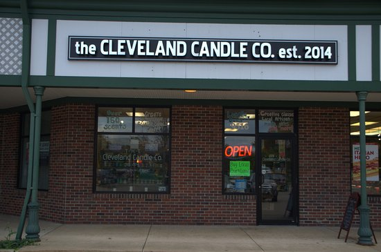 ‪The Cleveland Candle Company‬