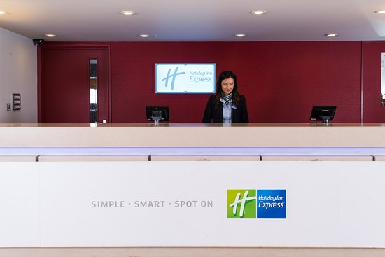Taunton, UK: Our friendly team are dedicated to ensuring you have a great stay