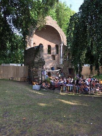 Valkhof Park: Valkhofpark tijdens vierdaagsefeesten