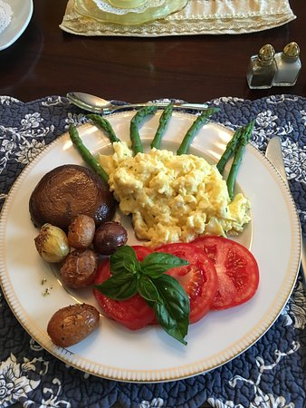 Montague, Kanada: Individually arranged breakfast!