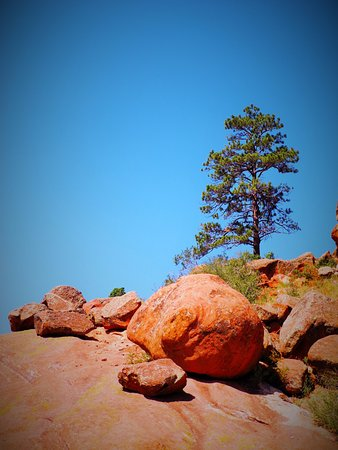 Morrison, Колорадо: Red Rocks