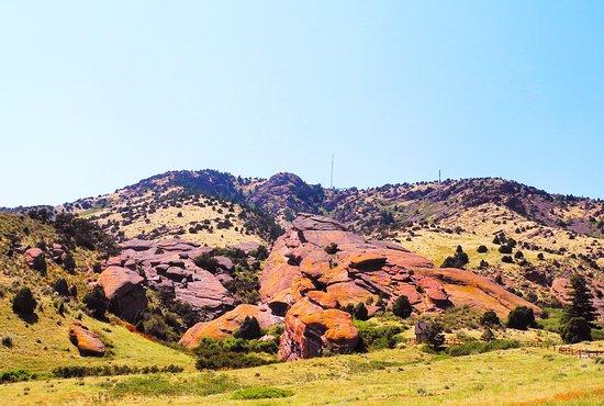 Morrison, Колорадо: Table Rocks