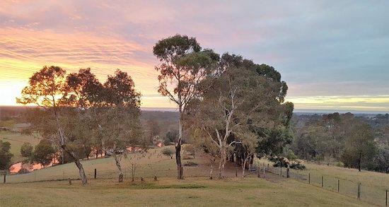 Kurrajong, Australia: Views all around