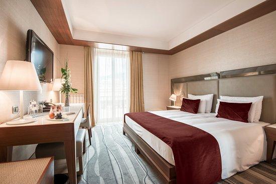 Standard Room at Grand Hotel Europa Innsbruck