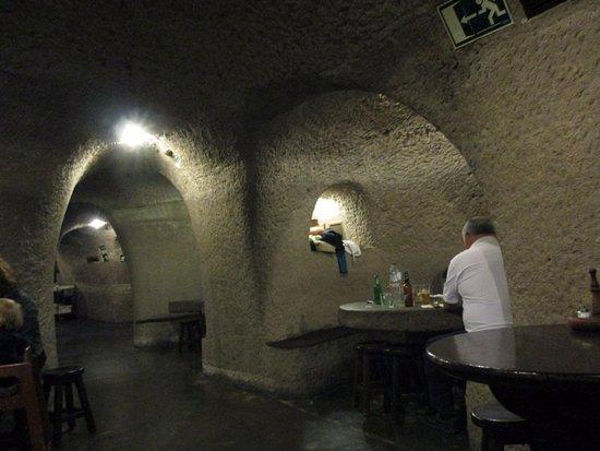 Cuevas RestauranteTagoror, Ingenio, Gran Canaria, Islas Canarias, España / Spain