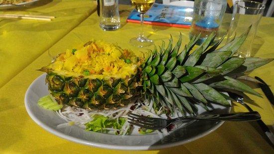 Ristorante Thailandese Baan Thai: Prima volta che provo la cucina thai