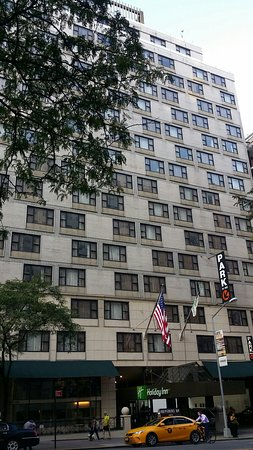 Holiday Inn Midtown / 57th St: 20160825_075431_large.jpg