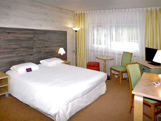 Seynod, France: Guest Room