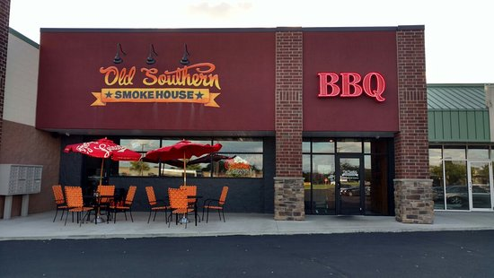 Rice Lake, Ουισκόνσιν: Old Southern BBQ Smokehouse