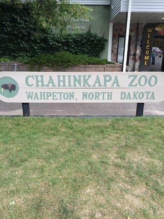 Wahpeton, ND: Chahinkapa Zoo