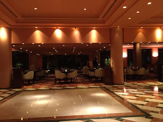 Iguazu Grand Resort, Spa & Casino: Ingreso, Lobby Bar