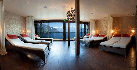 Gunten, Schweiz: Relaxation