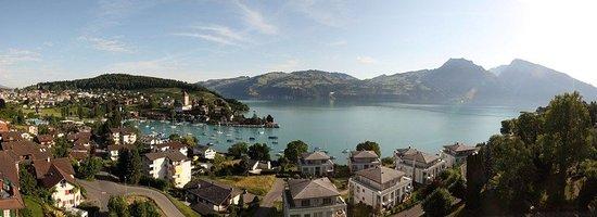 Spiez, Suiza: Exterior