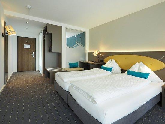 Thun, Schweiz: Double Room Single Use