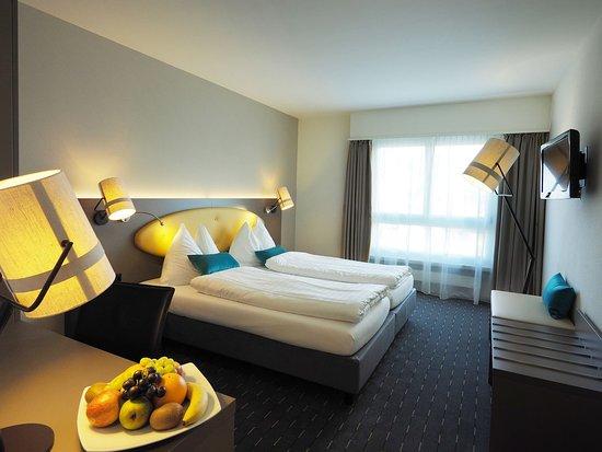 Thun, Schweiz: Triple Room
