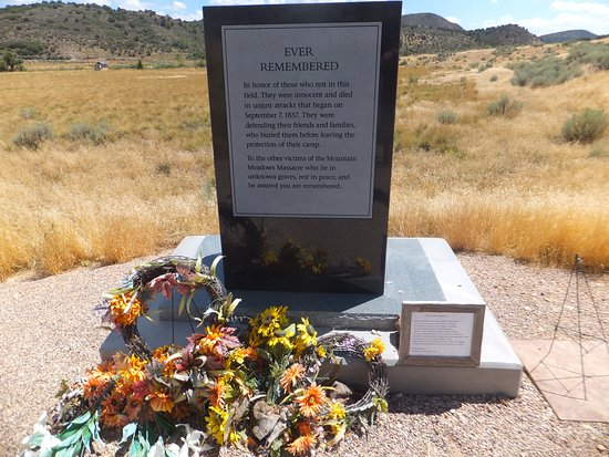 St. George, UT: Another memorial stone