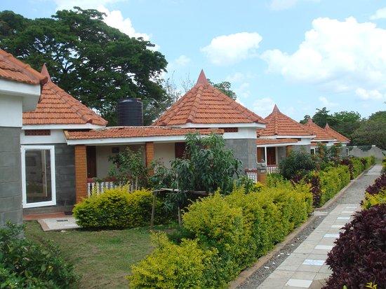 Soroti, أوغندا: Desert Island Resort Cottages located in Soroti town, Uganda.