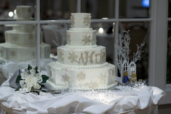 Avon by the Sea, Nueva Jersey: My daughter's wedding cake.