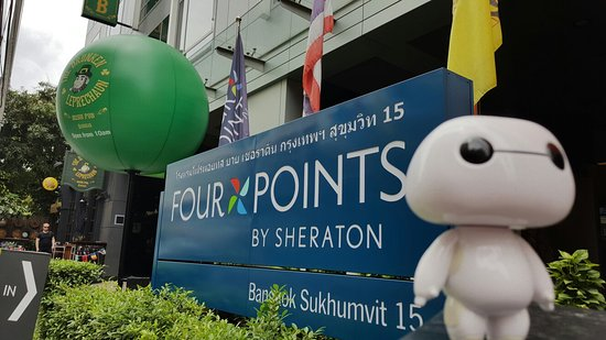 Four Points By Sheraton Bangkok, Sukhumvit 15: 20160815_130612_large.jpg