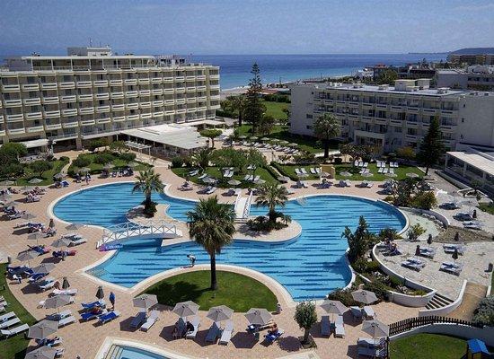 Ξενοδοχείο Ηλέκτρα Παλάς - Ρόδος