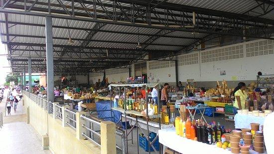 Araçuaí Municipal Market