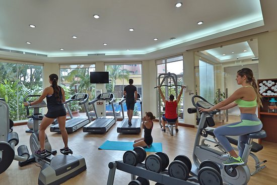 Real InterContinental San Pedro Sula at Multiplaza Mall: Fitness Center