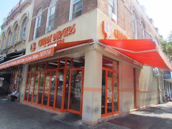 Astoria, NY: Chubby Burger