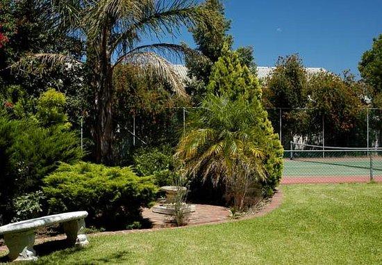 Worcester, Sydafrika: Outdoor Tennis Court