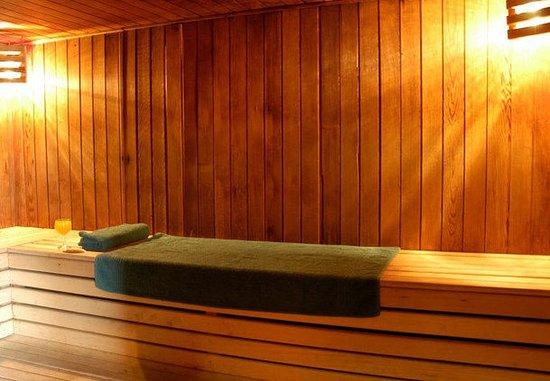 Worcester, Sydafrika: Sauna