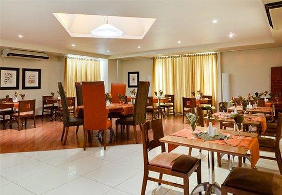 Upington, Sudáfrica: Tsama Restaurant