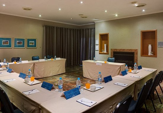 Polokwane, Zuid-Afrika: Landmark 4 Meeting Room – U-Shape Setup