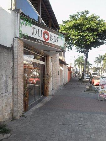 Duque de Caxias, RJ: VISTA DE FORA