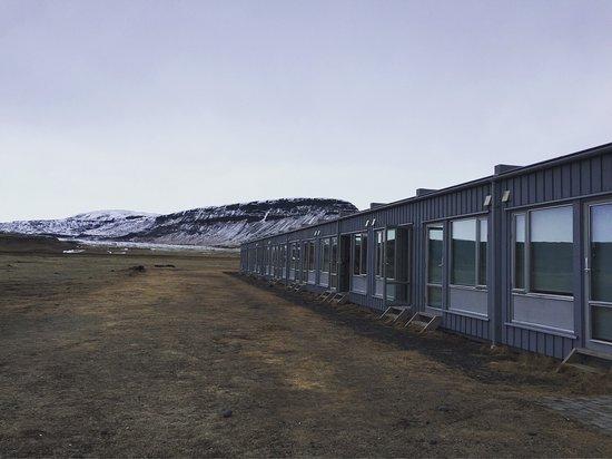Kirkjubaejarklaustur, Islanda: Fosshotel Nupar